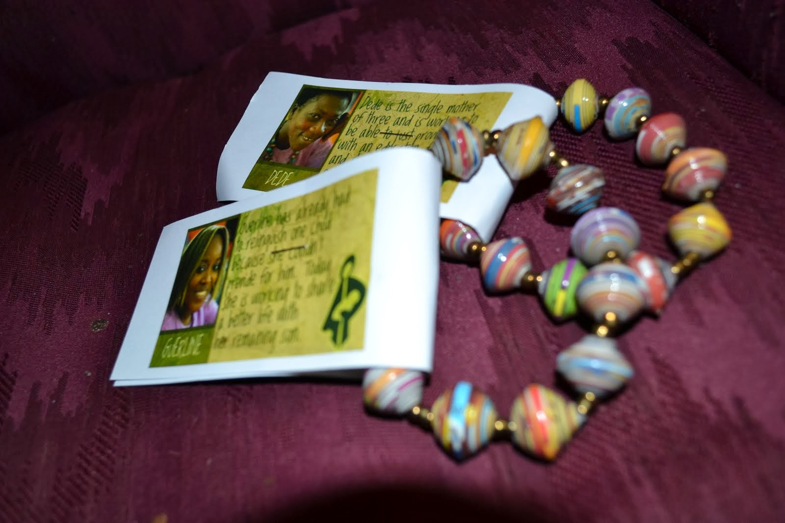 Selling bracelets for $8