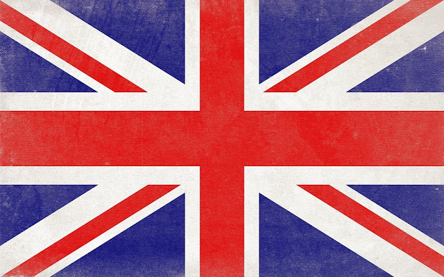 Union Flag, Britishism, Briticism