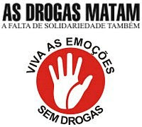 8ª CAMPANHA EDUCATIVA: NÃO USE DROGAS!
