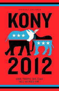 panfleto kony 2012