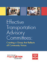 Effective Transportation Advisory Committees