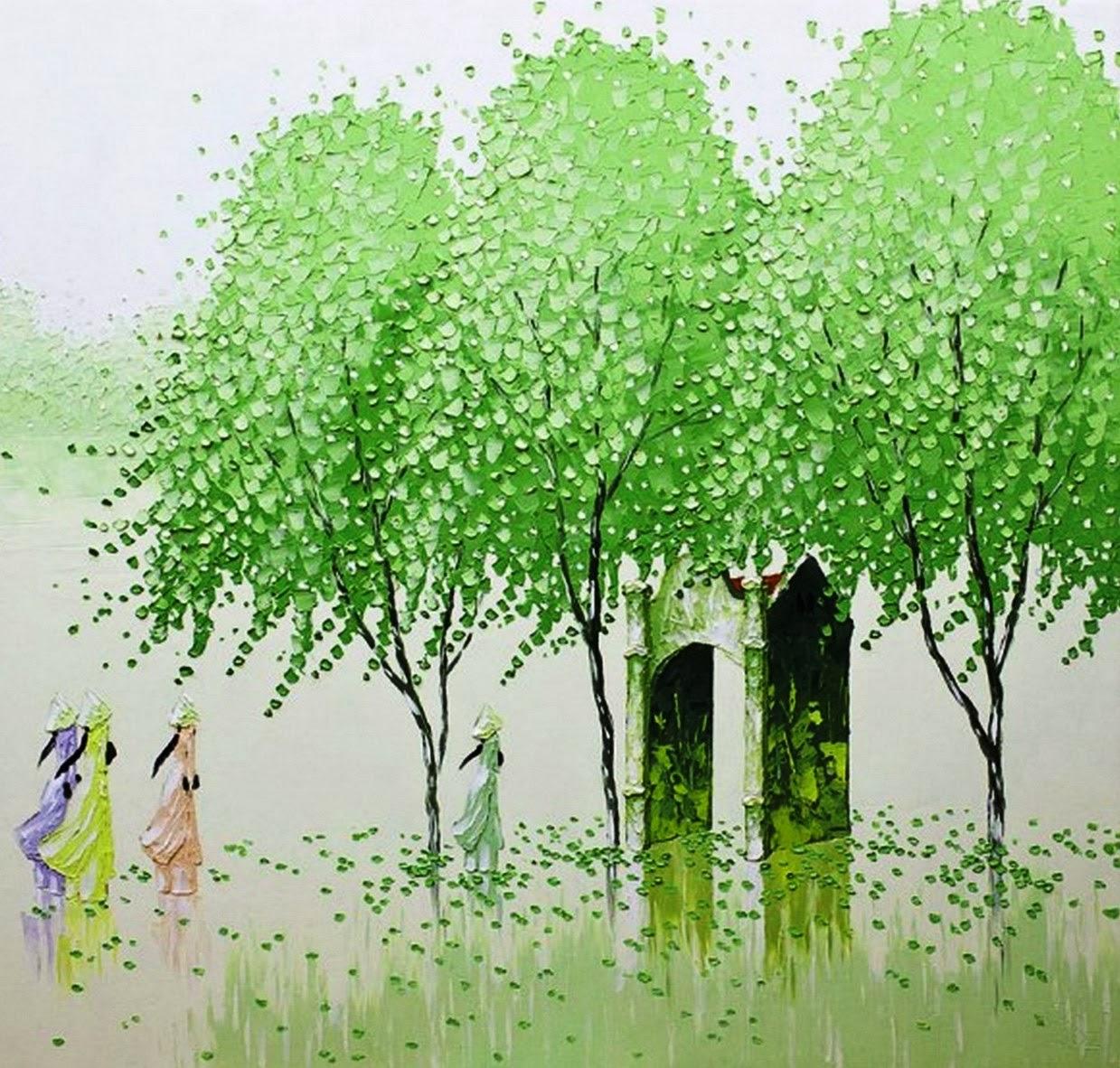cuadros-modernos-de-paisajes