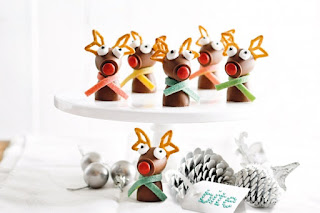 Mini Rudolph cups Recipe