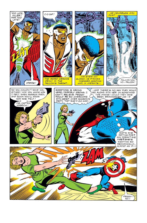 Captain America (1968) Issue #242 #157 - English 6