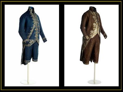 francia vestimenta:
