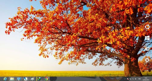 Autumn 2 Theme For Windows 7 And 8 8.1