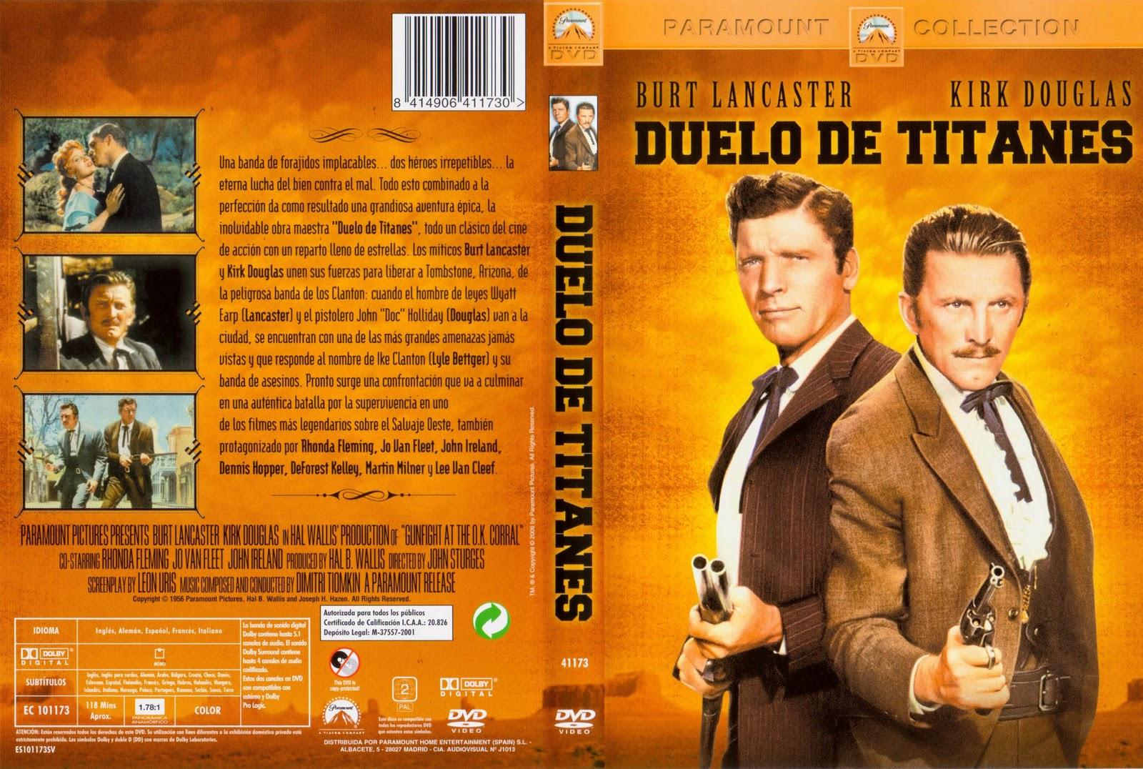 Duelo De Titanes 1957 Castellano Descargar Y Ver Online