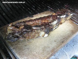 como hacer asado argentino