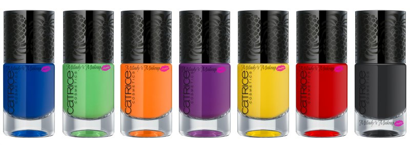 Catrice carnival of colours Nail Laquer