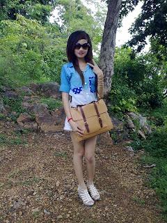 Youko Saki Lin Facebook Cute Girl Beautiful Photo Collection 9