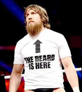 Daniel Bryan No Beard That Wrestling Blog: S...