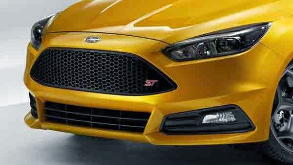 2015 Ford Focus ST Redesign
