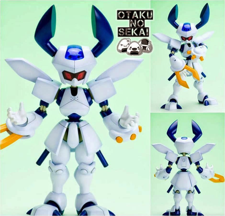 Medabots DS KWG00-M Rokusho 1/6 Plastic Model