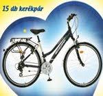 Kerékpár nyeremények