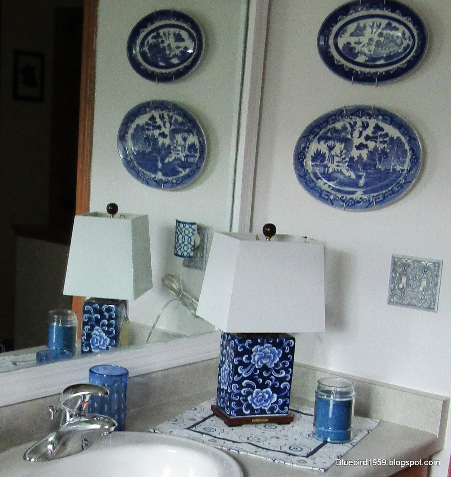 Bluebird1959 Traditional With A Twist Guest Bath