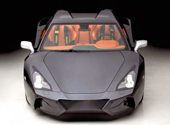 Foto: Arrinera Hussarya Supercar asal Polandia | HD Wallpaper