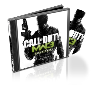 Download CD Call of Duty Modern Warfare 3 OST