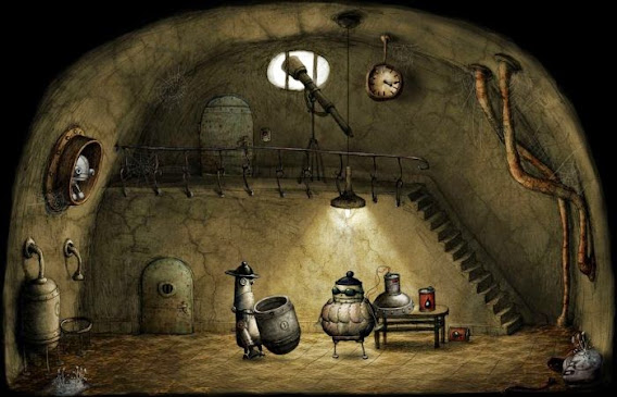 Machinarium ScreenShot 02