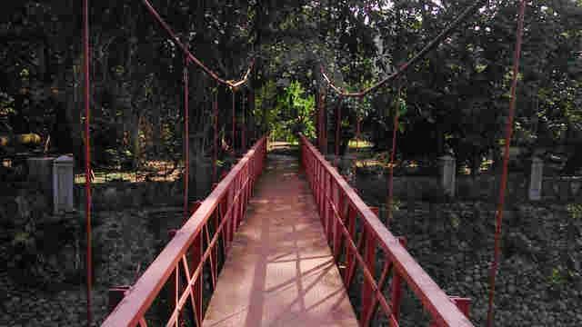 Jembatan yang memiliki mitos sebagai pemutus cinta