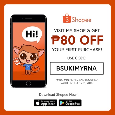 Enjoy hasstle-free online shopping with Shopee