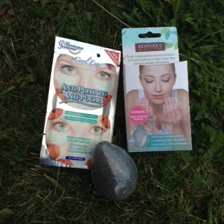 EcoTool Facial Sponge & Montagne Jeunesse  Masks