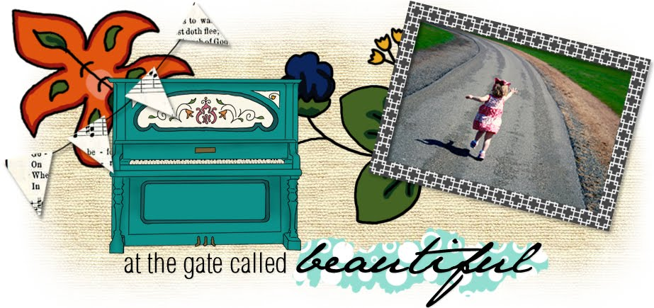 at the gate called beautiful