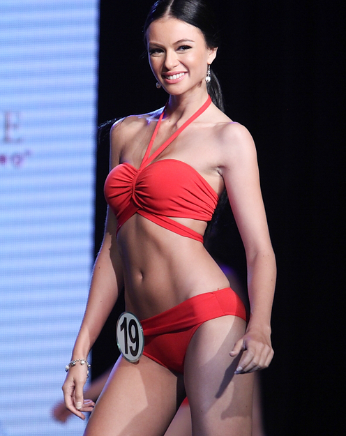 Valerie Weigmann, Candidate No. 19, is the 2014 Miss World Philippines who will represent our country in this year's Miss World competition to be held in London, England on December […]