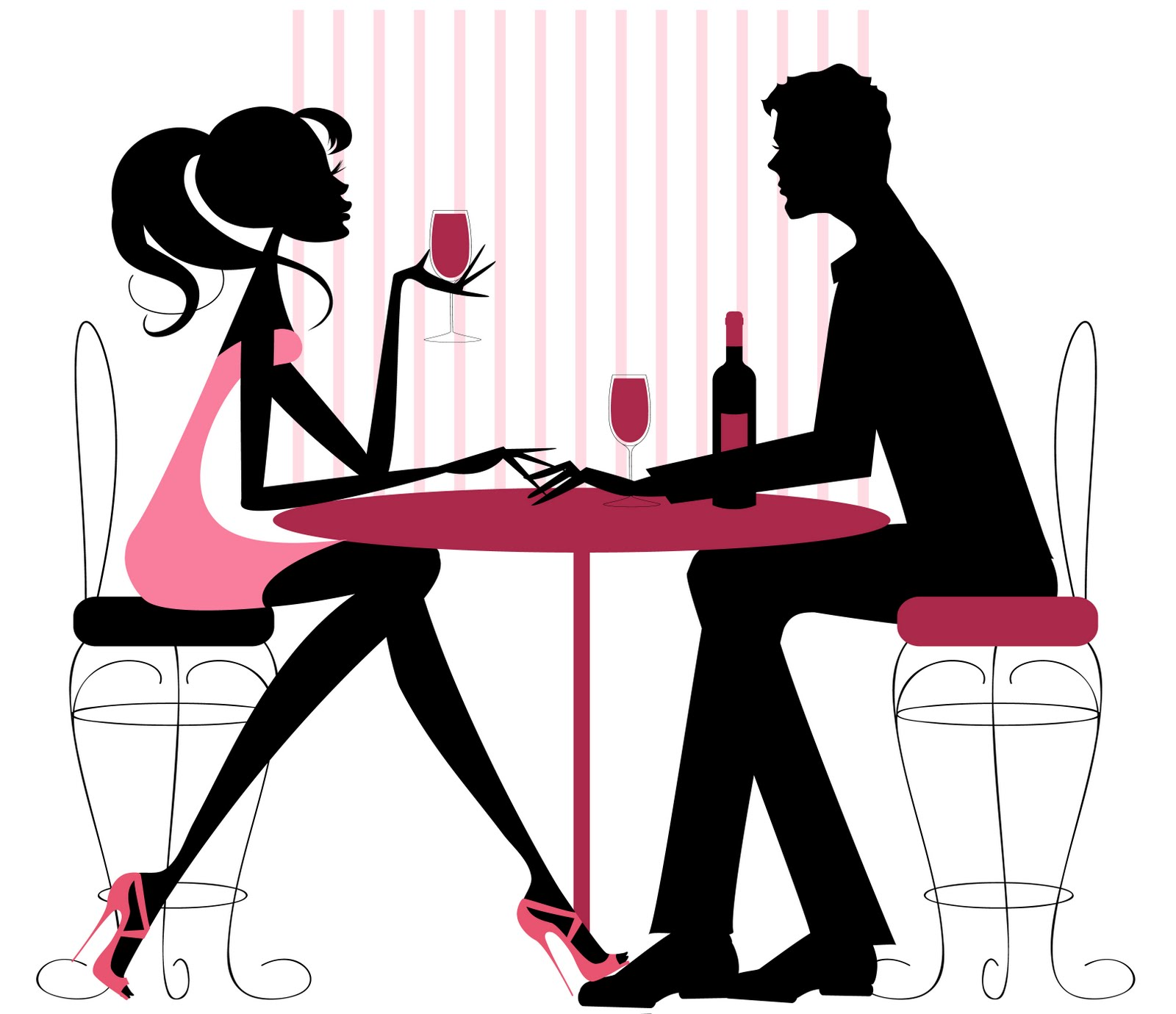 Speed dating dinner