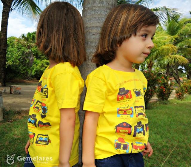 Provador Kids - Camisetas Chico Rei