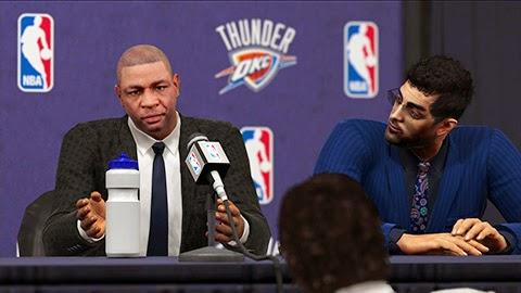NBA 2K15 FAQs