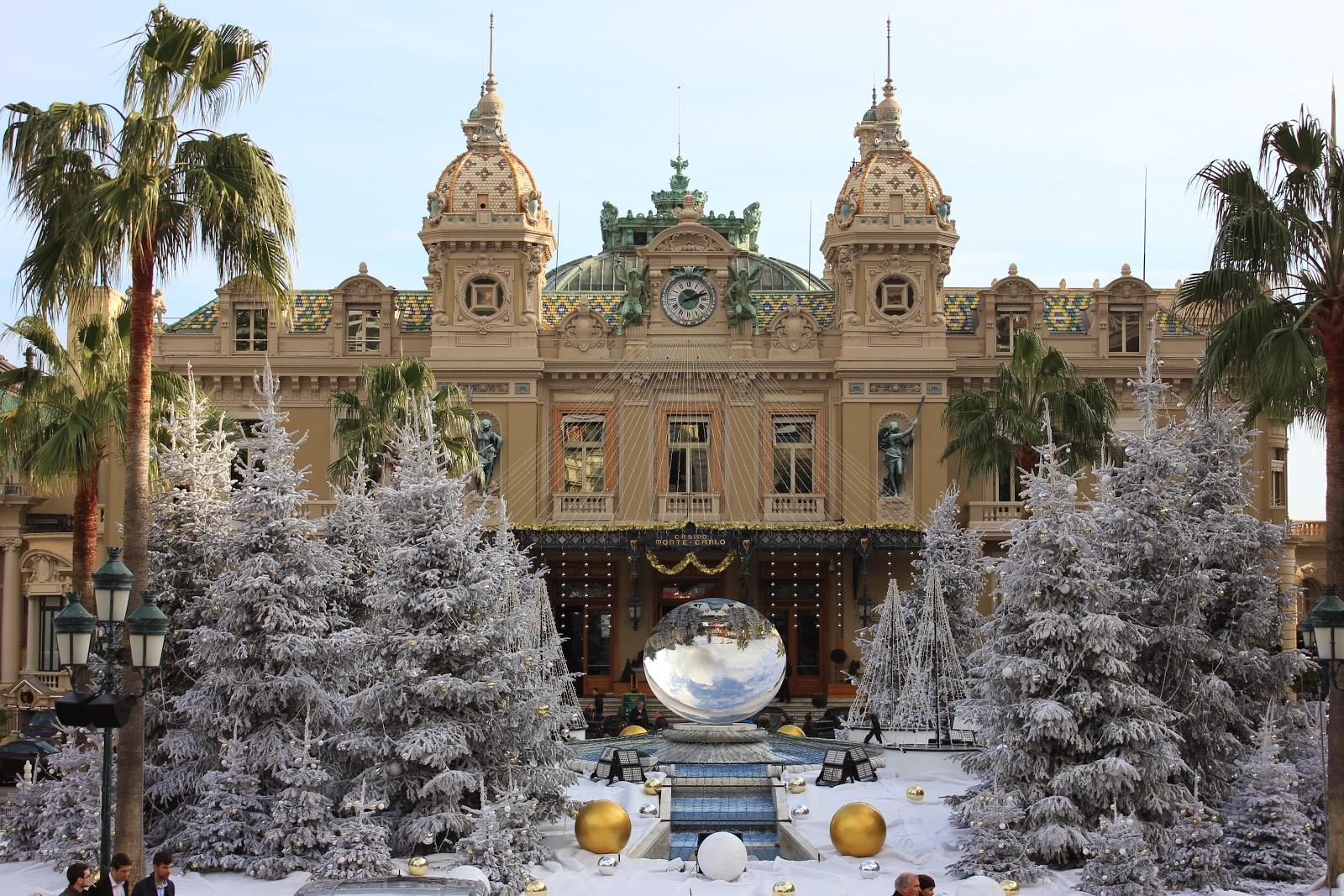 Monte Carlo Grand Casino, Monaco