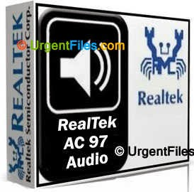 Realtek 97 audio drivers download