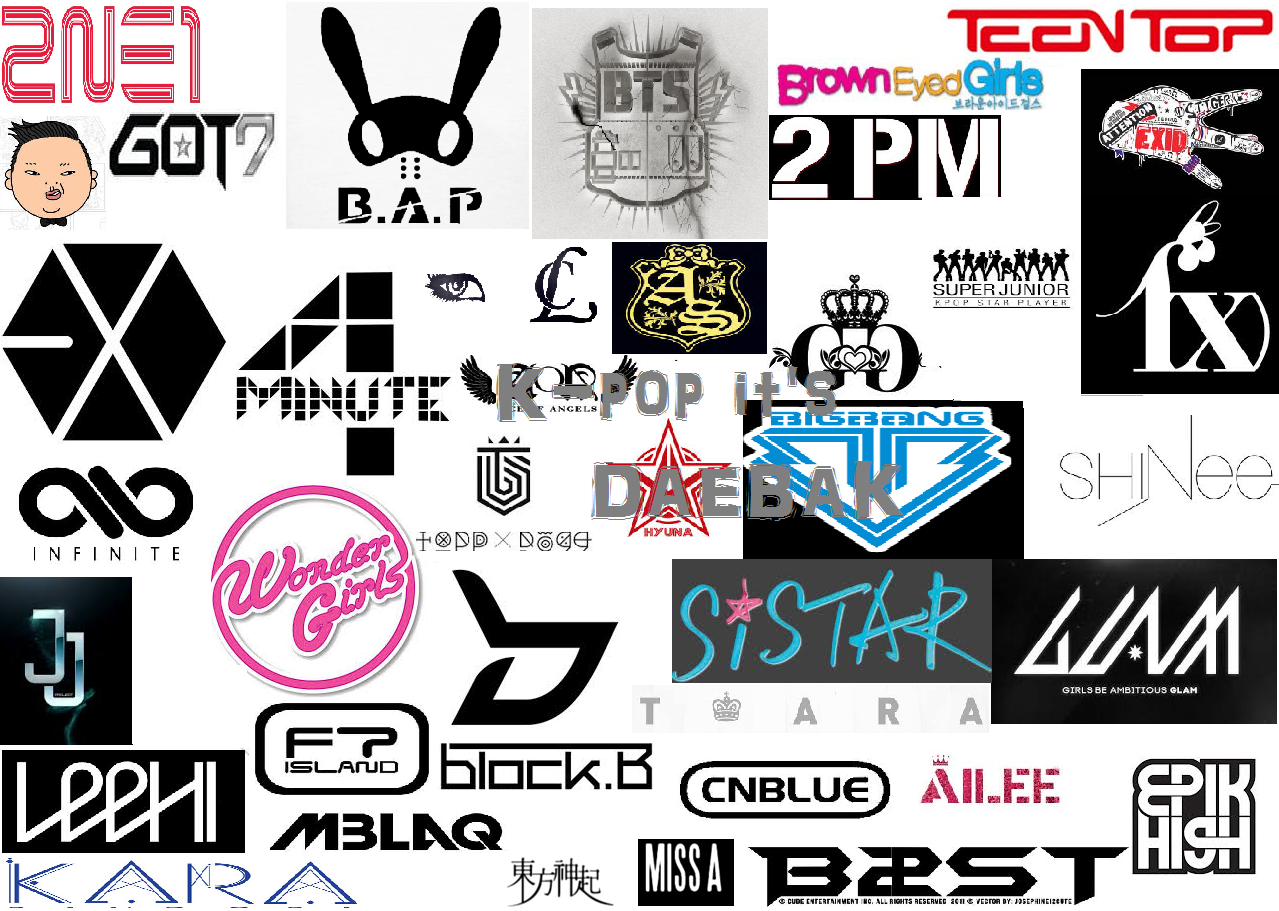 300 Idols from Kpop Groups May 2016 Quiz  By Klimpen