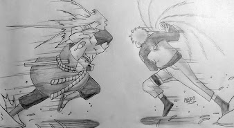 #7 Naruto Manga Drawing