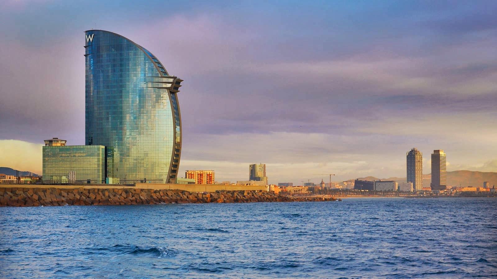 luksushotell barcelona