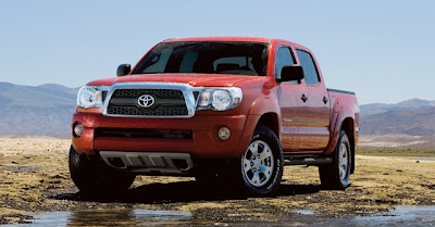 2014 Toyota Tacoma Redesign
