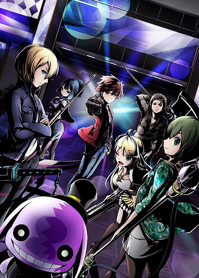 Divine Gate Anime