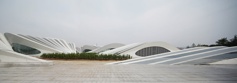 Rizhao China  city images : rizhao visitor center rizhao china