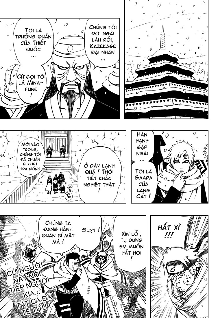 Naruto chap 456 Trang 19 - Mangak.info