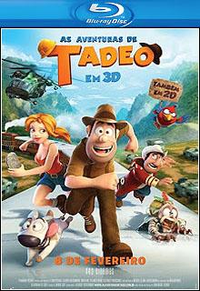As Aventuras de Tadeo BluRay 720p Dual Áudio