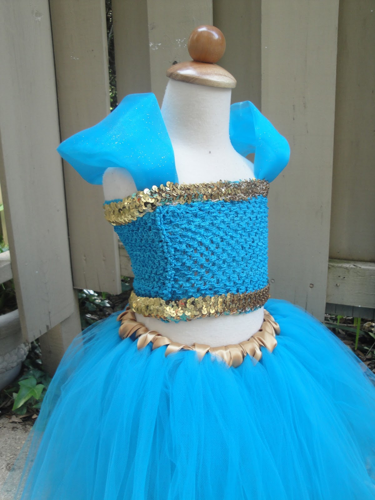 Hollywoodtutu Dresses Princess Jasmine Tutu Outfit Costume