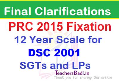 DSC 2001 SGTs,LPs, PRC Fixation