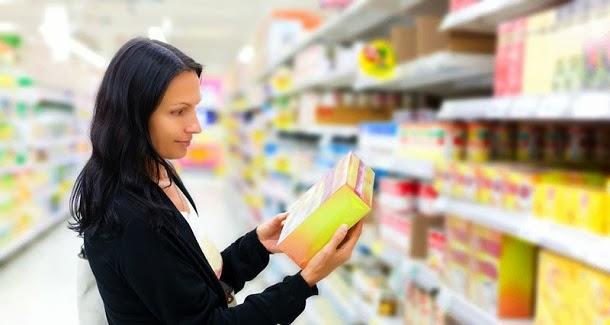 3 coisas a saber sobre rótulos de nutrição dos alimentos