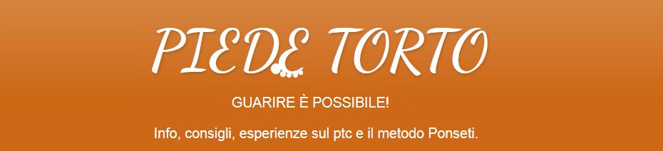 PIEDE TORTO