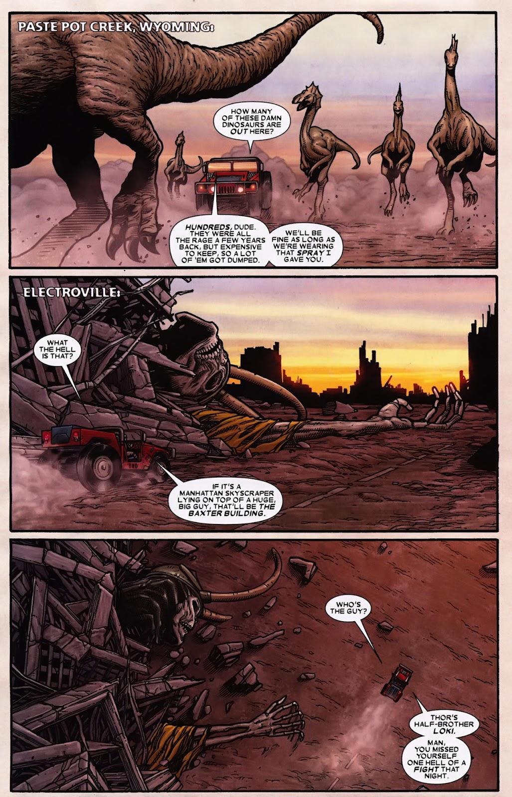 Read online Wolverine (2003) comic -  Issue #69 - 14