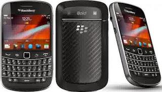 blackberry bold touch montana