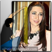 Karisma Kapoor Height - How Tall