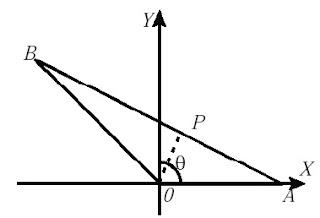 P pada AB sehingga AP : PB = 3 : 2