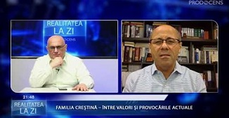 Familia creștină – între valorile tradiționale și provocările actuale 🔴 Invitat: Luigi Miţoi