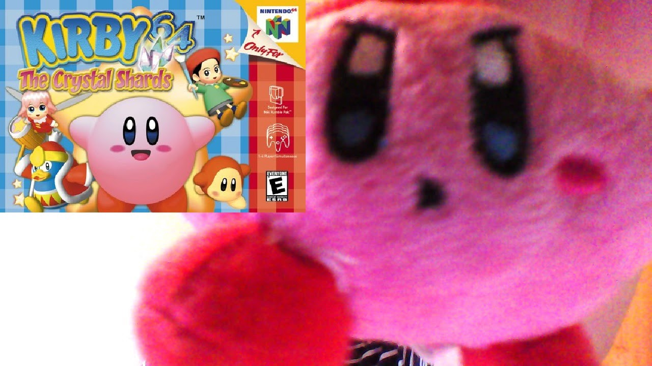 Planned All Along Kirby 64 The Crystal Shards Part 1